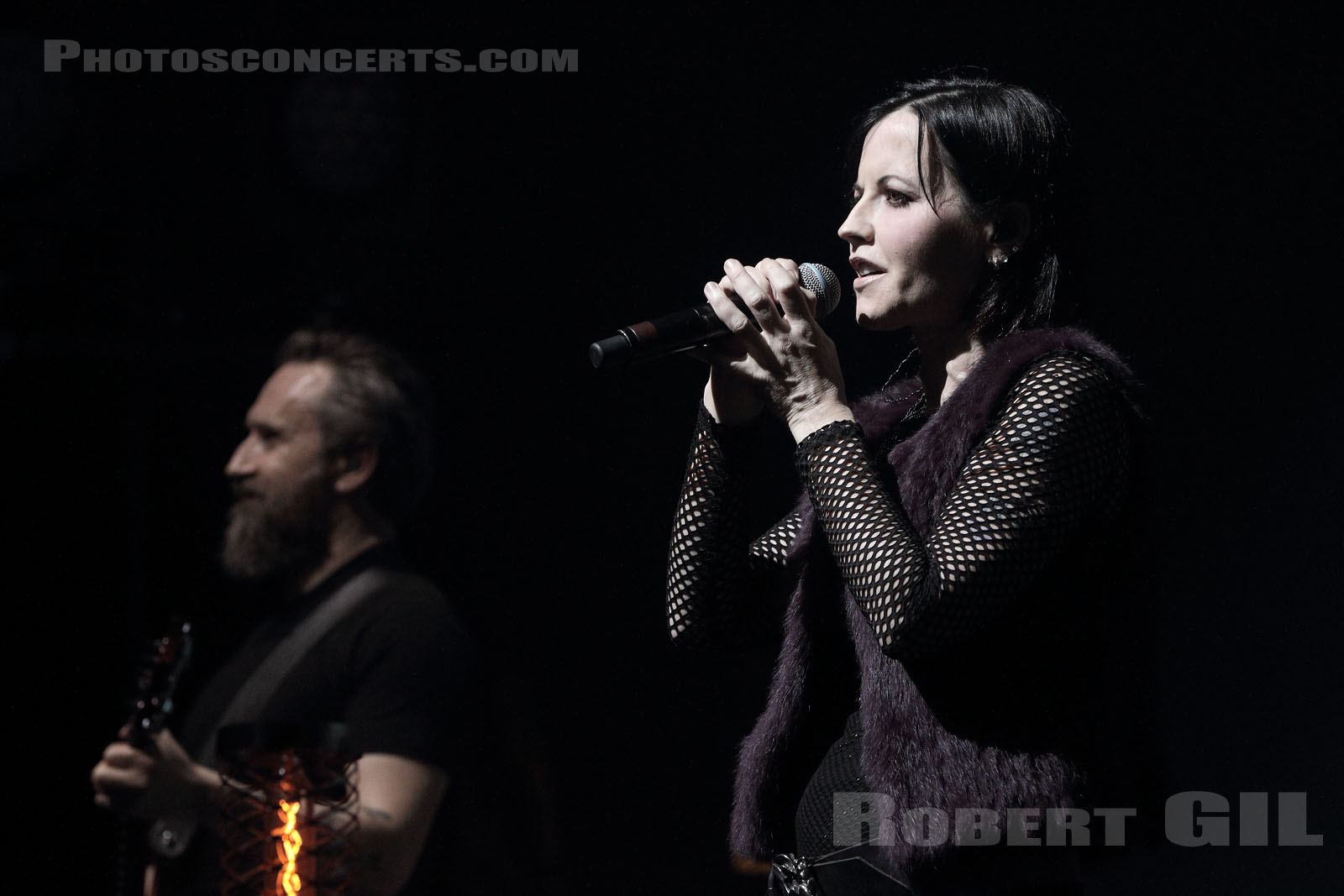THE CRANBERRIES - 2017-05-04 - PARIS - Olympia